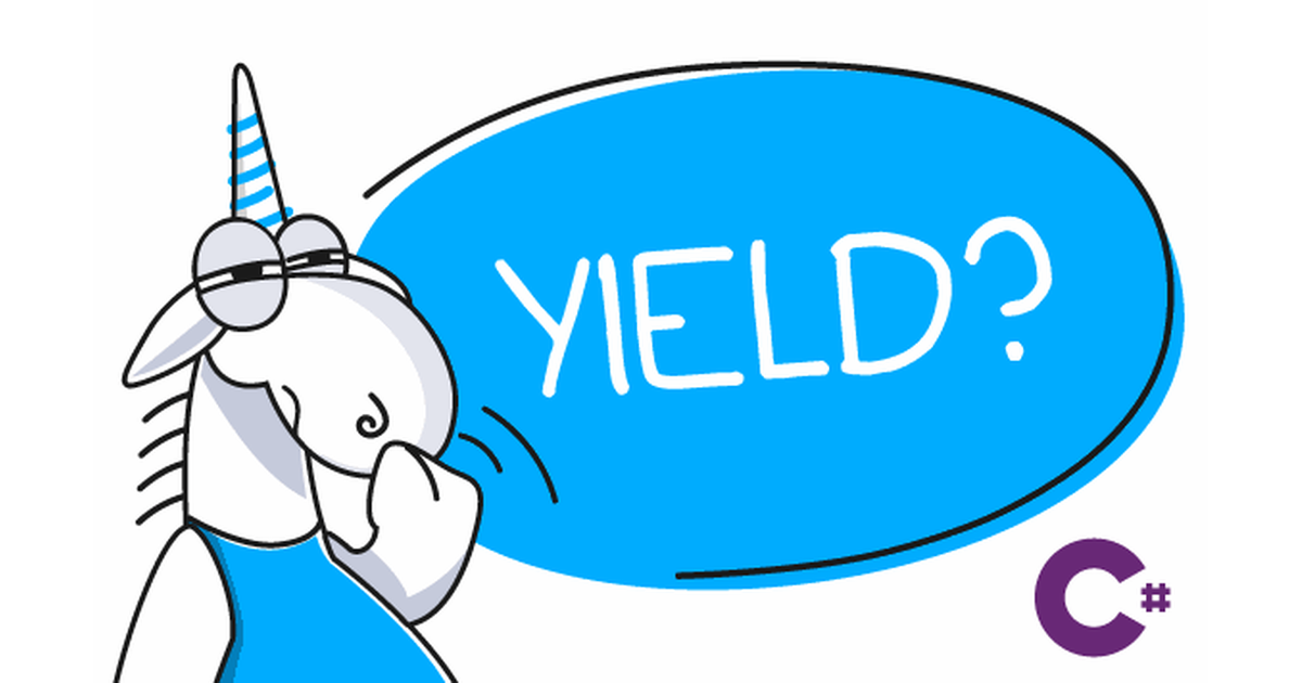 What Is yield and How Does It Work in C#?